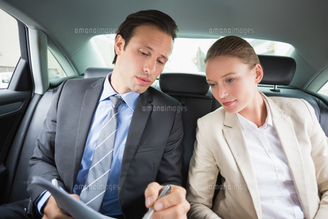 Business team working togetherの写真素材 [FYI00005971]