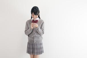 女子高生の素材 [FYI00023797]