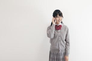 女子高生の素材 [FYI00023798]