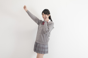 女子高生の素材 [FYI00023828]