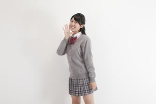 女子高生の素材 [FYI00023831]