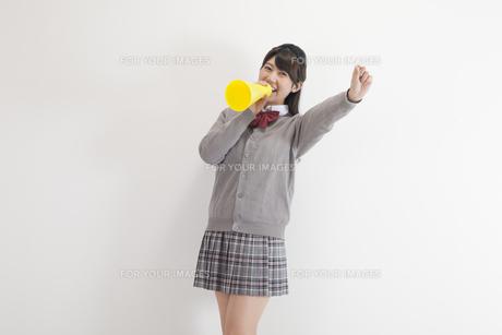 女子高生の素材 [FYI00023834]