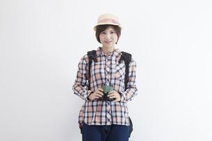 若い女性の素材 [FYI00023898]