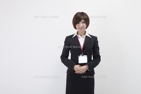 女性会社員の素材 [FYI00023937]