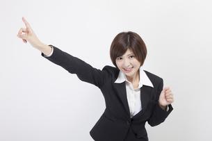 女性会社員の素材 [FYI00023954]