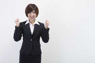 女性会社員の素材 [FYI00023958]