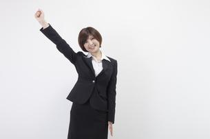 女性会社員の素材 [FYI00023959]