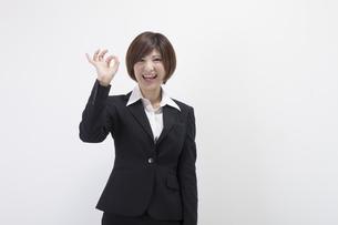 女性会社員の素材 [FYI00023964]