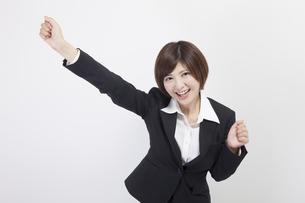 女性会社員の素材 [FYI00023966]