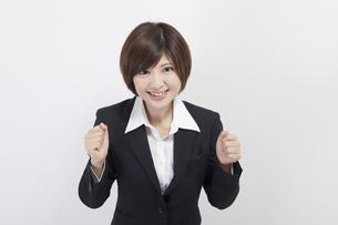 女性会社員の素材 [FYI00023967]