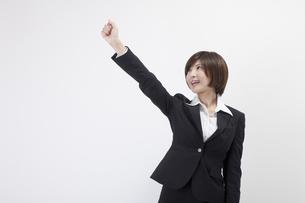 女性会社員の素材 [FYI00023970]