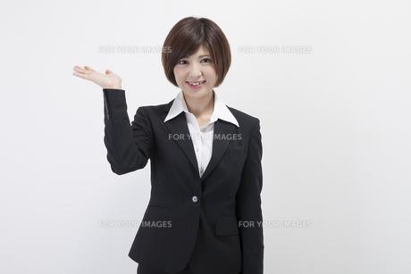 女性会社員の素材 [FYI00023973]