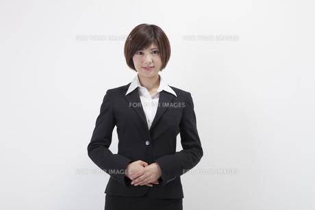 女性会社員の素材 [FYI00023974]