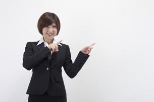 女性会社員の素材 [FYI00023976]