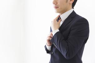 やる気のあるビジネスマンの素材 [FYI00024188]