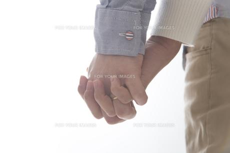 新婚のカップルの素材 [FYI00024190]