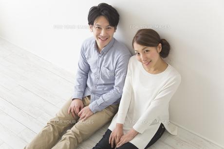 新婚のカップルの素材 [FYI00024191]