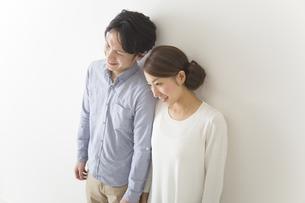 新婚のカップルの素材 [FYI00024208]