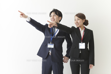 やる気のある会社員の素材 [FYI00024261]