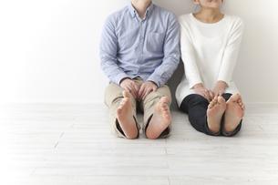 新婚のカップルの素材 [FYI00024267]