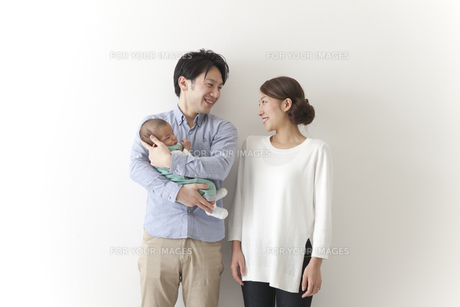 家族写真の素材 [FYI00024301]