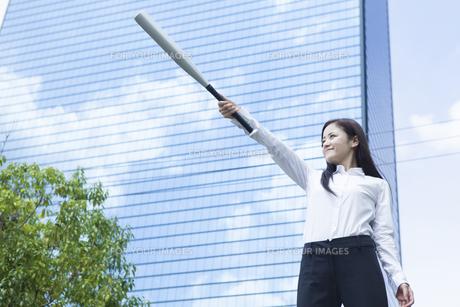 若い会社員の女性の写真素材 [FYI00024349]