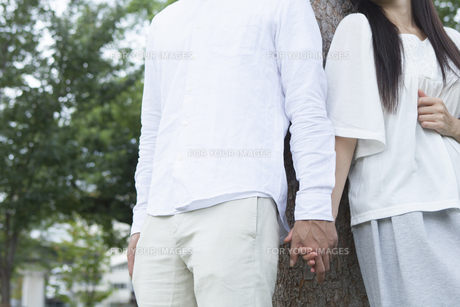 若い男女のカップルの素材 [FYI00024359]