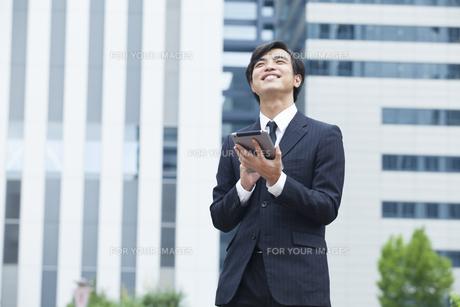 若いビジネスマンの素材 [FYI00024384]