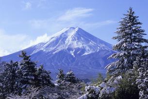 白銀の富士、Silver Fujiの素材 [FYI00024823]