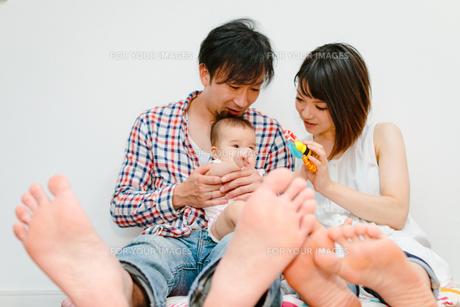 家族の絆の素材 [FYI00024966]