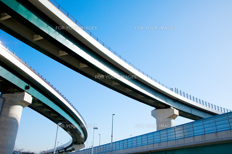 高速道路の素材 [FYI00025182]