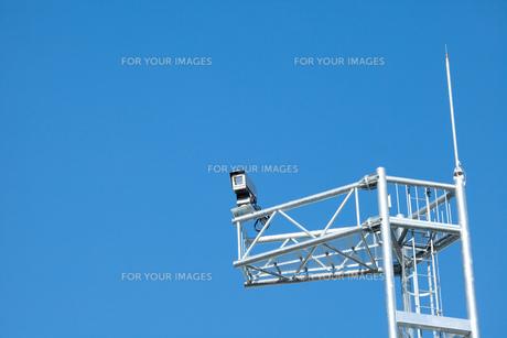 交通監視カメラの素材 [FYI00025222]