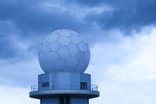 航空機のレーダーの写真素材 [FYI00025279]