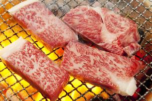 焼き肉の写真素材 [FYI00025325]