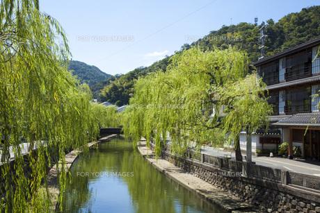 城崎温泉の写真素材 [FYI00025806]