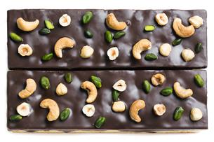 チョコレートケーキの素材 [FYI00025926]