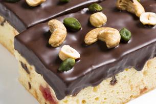 チョコレートケーキの写真素材 [FYI00025944]
