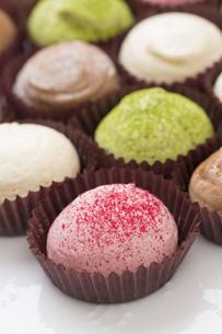 カップケーキの写真素材 [FYI00025982]