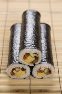 巻き寿司の写真素材 [FYI00025994]
