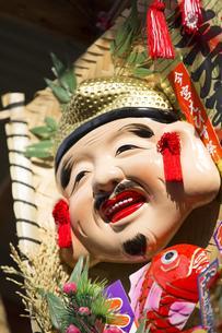 十日戎のお飾りの写真素材 [FYI00026004]