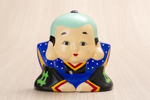 福助人形の写真素材 [FYI00026020]