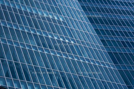 高層ビルの断熱ガラスの素材 [FYI00026204]