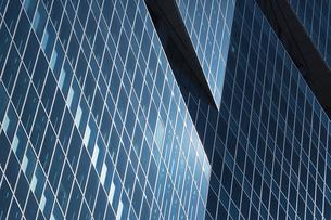 高層ビルの断熱ガラスの素材 [FYI00026231]