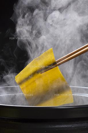 鍋料理の昆布だしの素材 [FYI00026329]