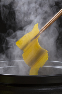 鍋料理の昆布だしの素材 [FYI00026350]