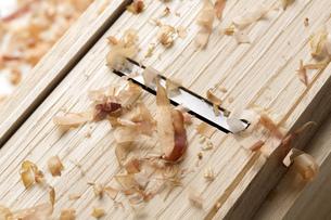 鰹の削り節の素材 [FYI00026762]