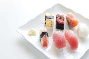 寿司の素材 [FYI00026802]