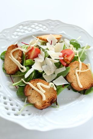 野菜サラダの写真素材 [FYI00027219]