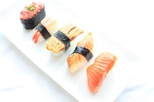 お寿司の素材 [FYI00027557]