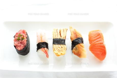 お寿司の素材 [FYI00027565]